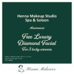 Henna makeup studio, spa and salon